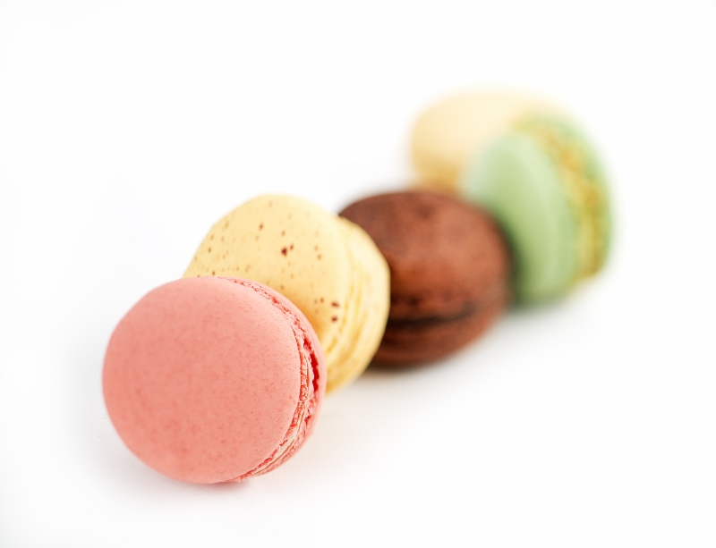 Wicked Good Cupcakes - French Macarons