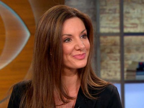 Kat Cinnabon President Kat Cole. An inspiration to us all